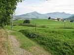 Weg nach Appenzell