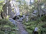 Bergsturzgebiet Gruonwald