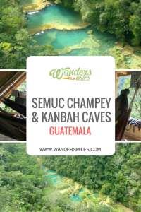 Semuc Champey & Kanbah Caves in Guatemala Travel Guide