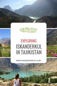 Image of Iskanderkul Tajikistan Guide