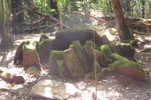 Burial and ritual stones