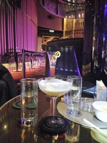 cocktails at Genting club by rwg