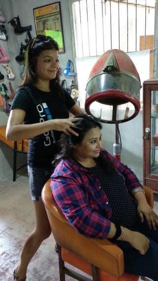 old salon thai
