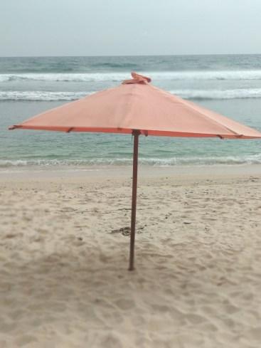 beach umbrella bali
