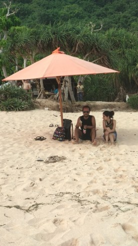 nyang nyang beach in bali
