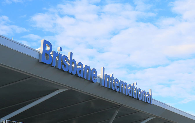 An image of Brisbane International Airport