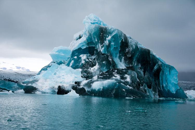 Image of Jökulsárlón Glacier Lagoon in Iceland