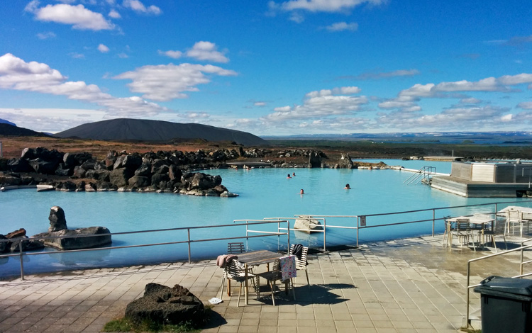 Image of Mývatn Nature Baths in Iceland