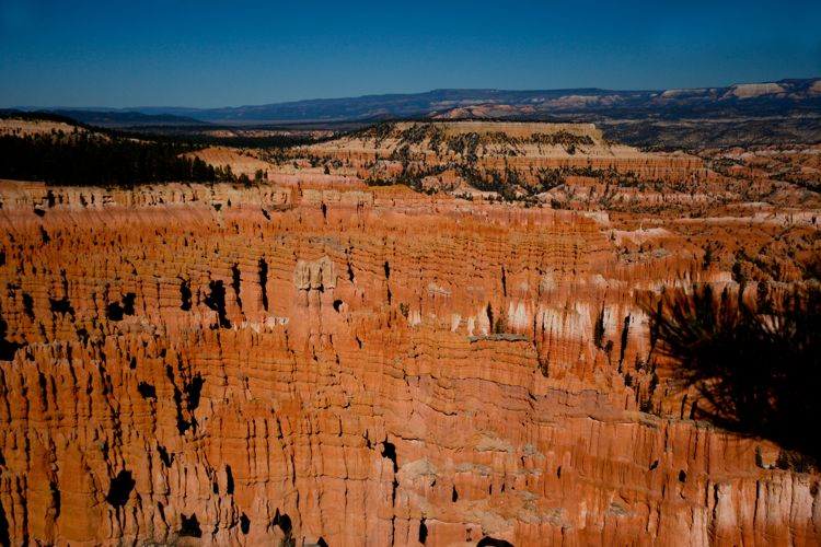 An image of the view from Inspiration Point in Bryce Canyon National Park in Utah - best hikes in Bryce Canyon