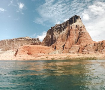 Lake Powell was our last big hoorah to end the summer off with! With only a few weeks left of the warm weather, it was a much needed trip.