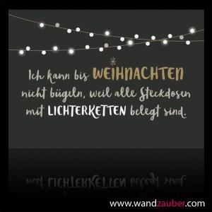 wandzauber-postkarte-weihnachten Lichterkette