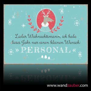 wandzauber-postkarte-weihnachten personal wunsch