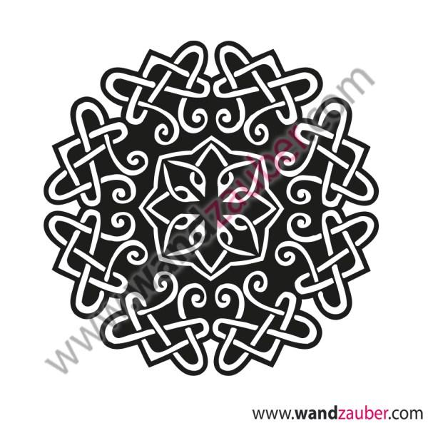 Wandtattoo Keltisches Symbol Wandzauber Wandtattoos