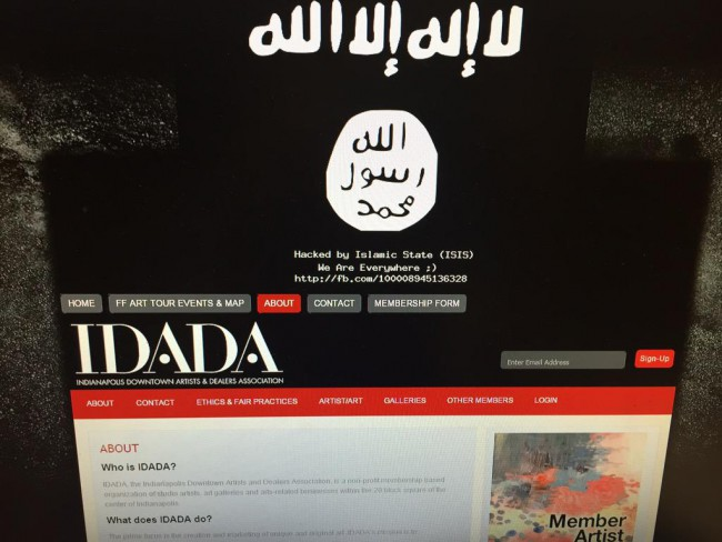 ISIS Indiana Hack_88282