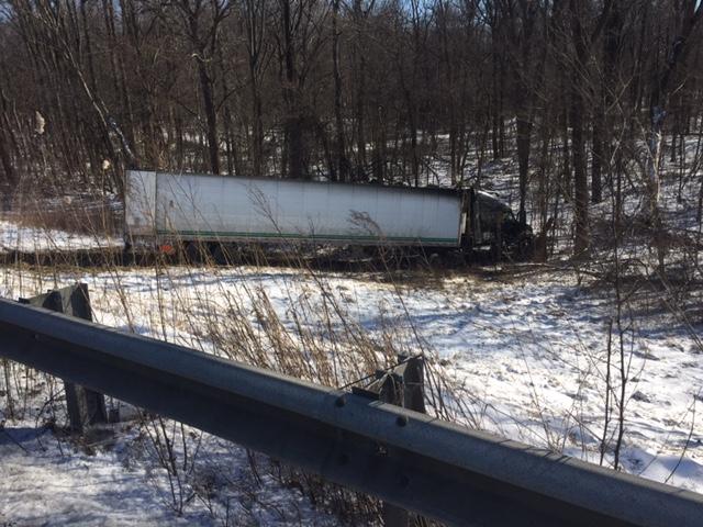Minnesota man dies on Indiana Toll Road Portage County Feb 9 2017_239787
