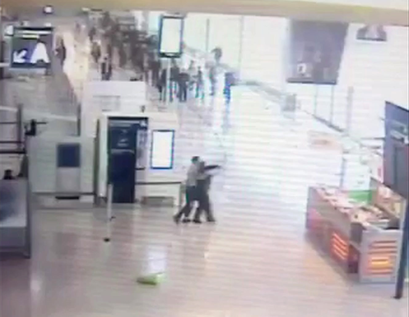 France Airport Shooting_249011