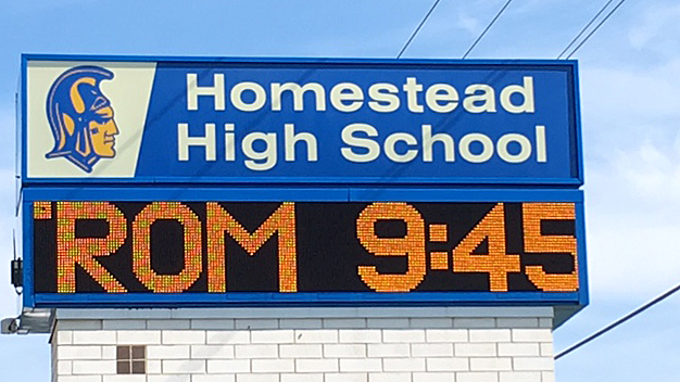 Homestead High School Southwest Allen County Schools SACS_275453