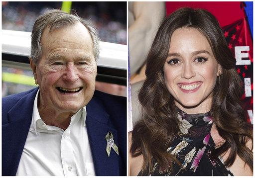 First Bush President-Incident_291923