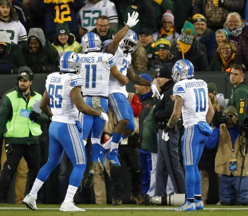Lions Packers Football_294403