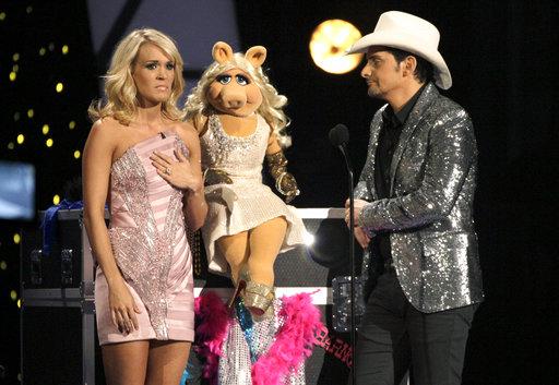Carrie Underwood, Brad Paisley_294567