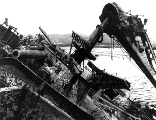 Pearl Harbor Remains_299114