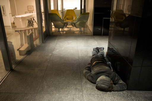 APTOPIX Homeless Crisis on the Coast The Numbers_299958
