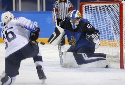 Pyeongchang Olympics Ice Hockey Women_313433