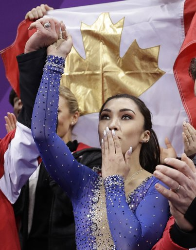 Pyeongchang Olympics Figure Skating Team Event_313648
