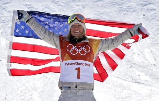Pyeongchang Olympics Snowboard Women_313587