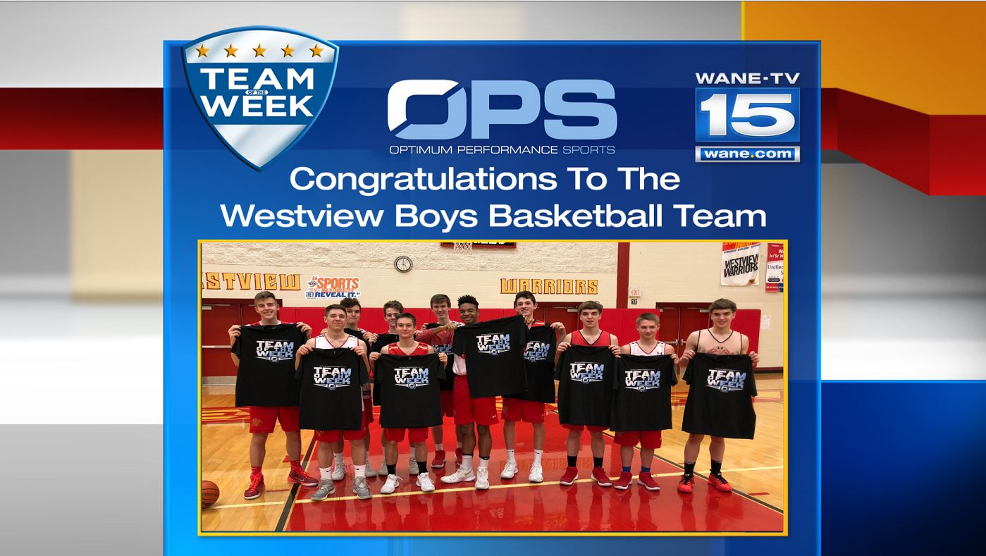 Totw Westview Boys Basketball Team