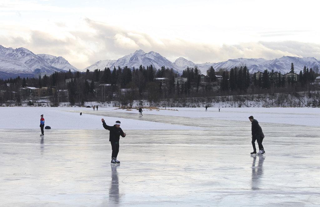 Science Says Warm Arctic