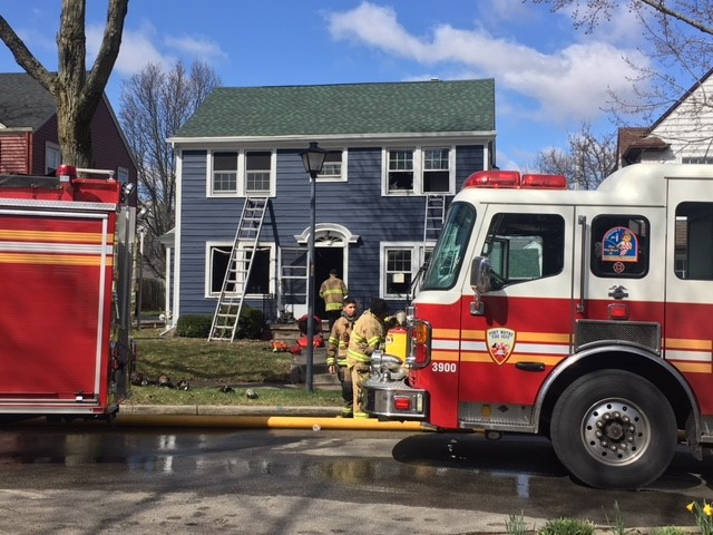 4710 Arlington house fire