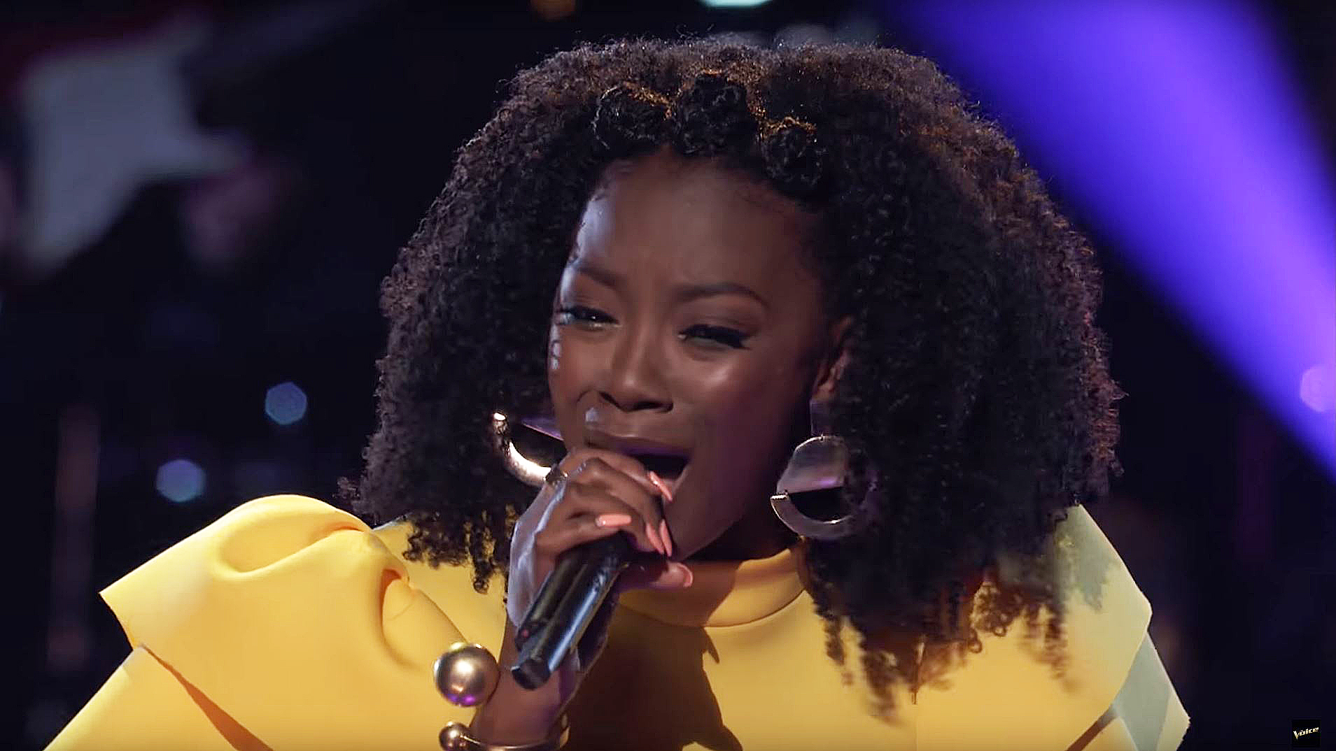 Christiana Danielle Knockout Voice