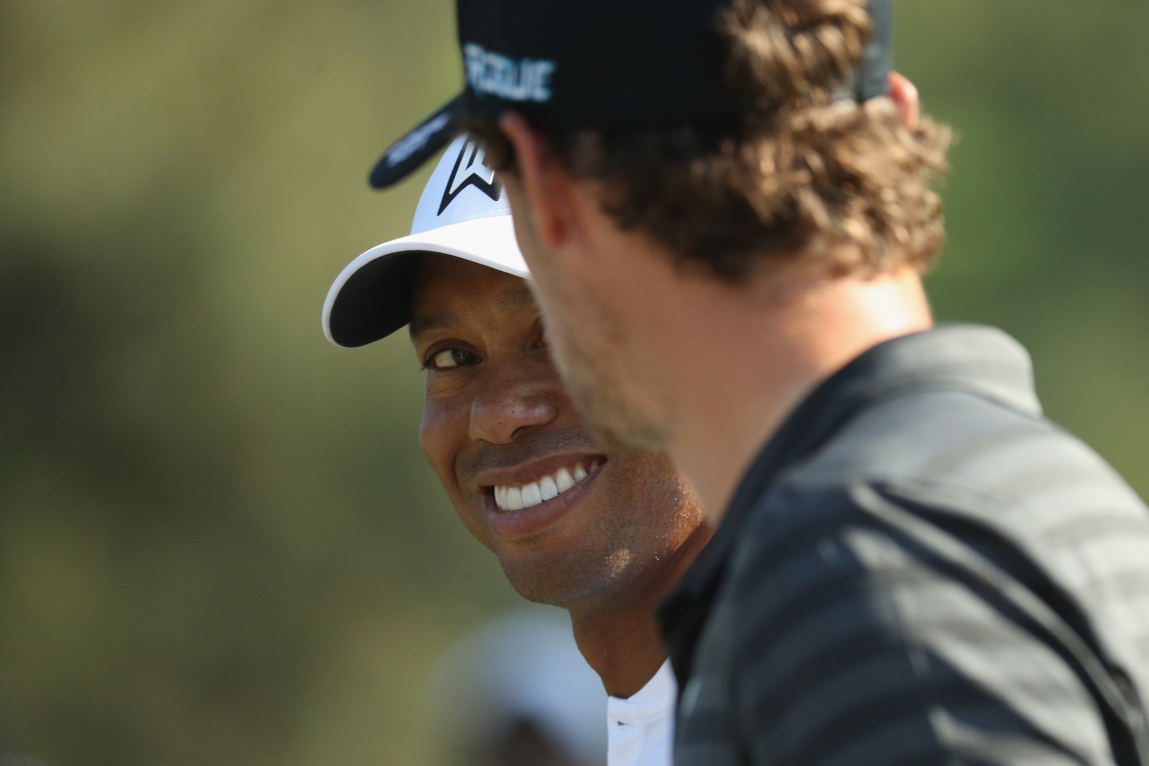 Tuesday At The Masters Tiger Woods Describes Comeback As