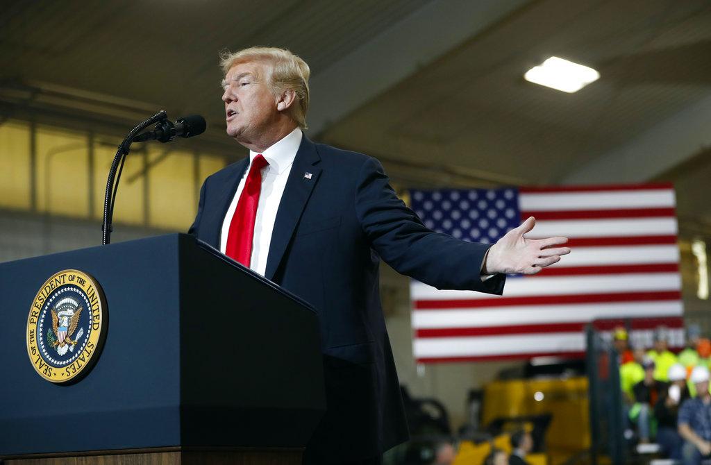 Trump in Ohio