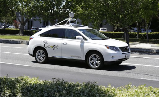 Self Driving Cars Caution_177105