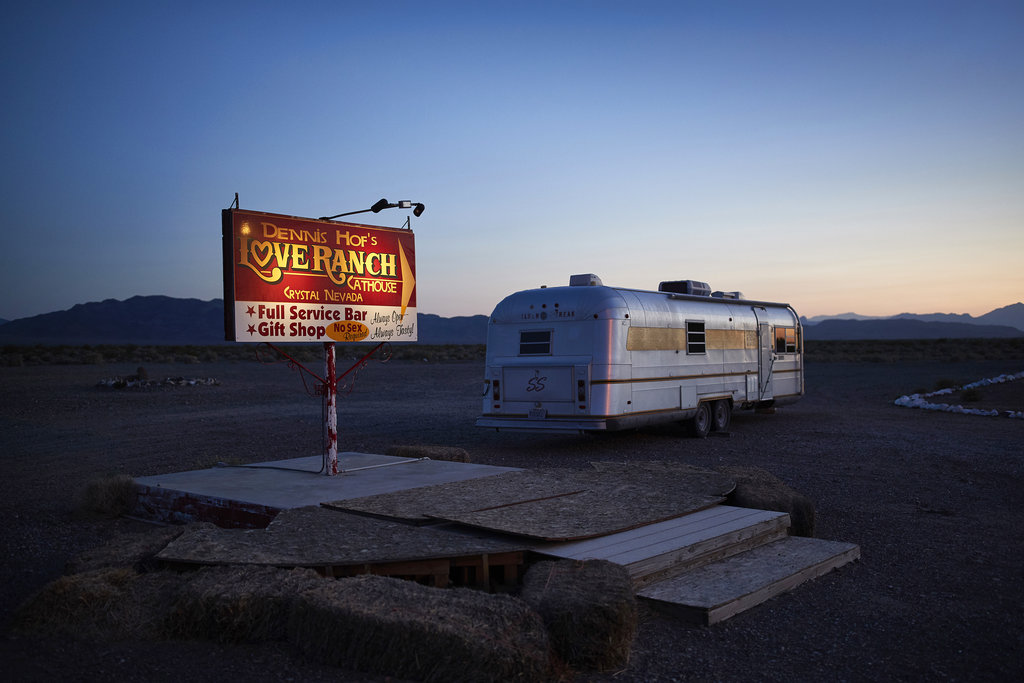 Banning Legal Brothels Nevada