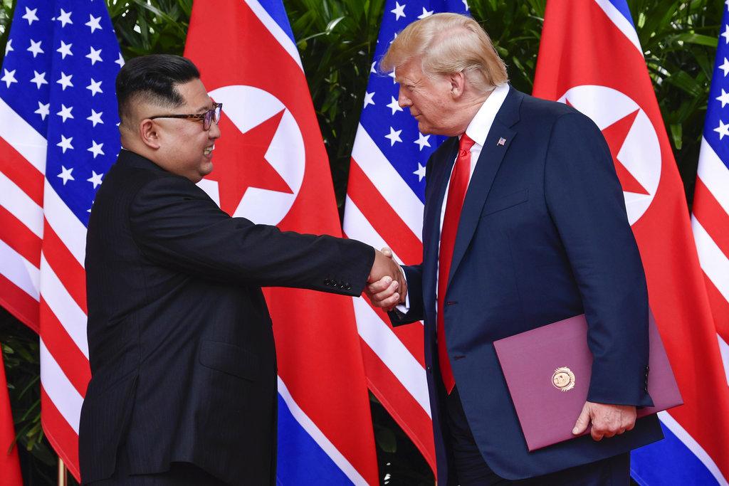 Trump Kim Summit Pyongyang Reacts