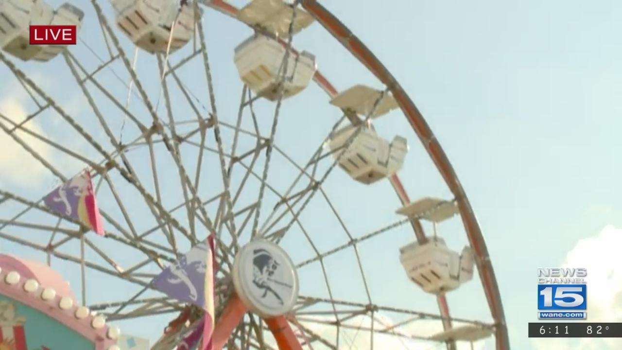 Allen County Fair Opening Night