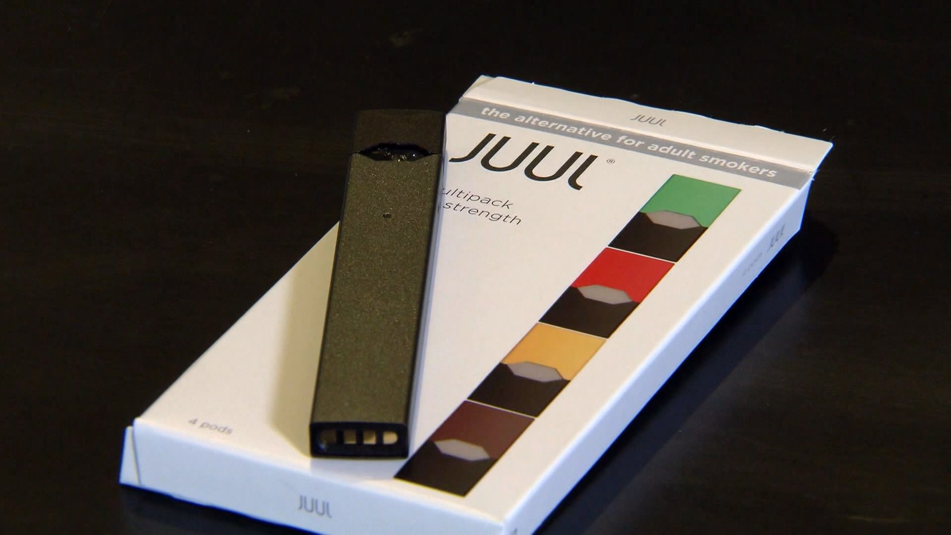 Lawsuit: Juul e-cigarettes are deliberately highly addictive