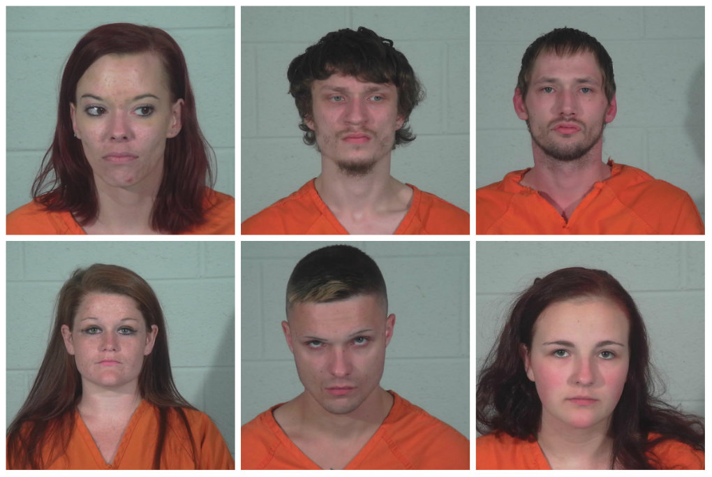 Steuben County traffic stop arrests