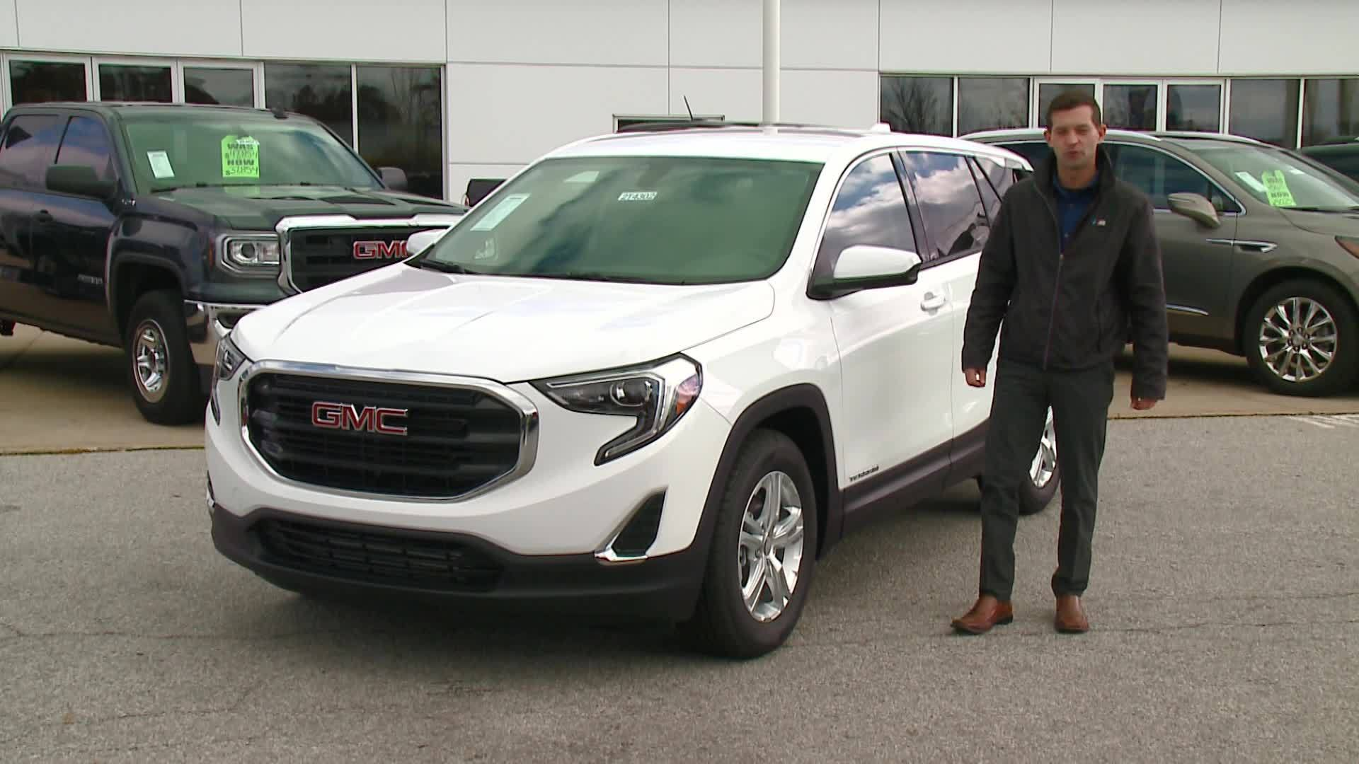 Two-Minute Test Drive: 2019 GMC Terrain SLE