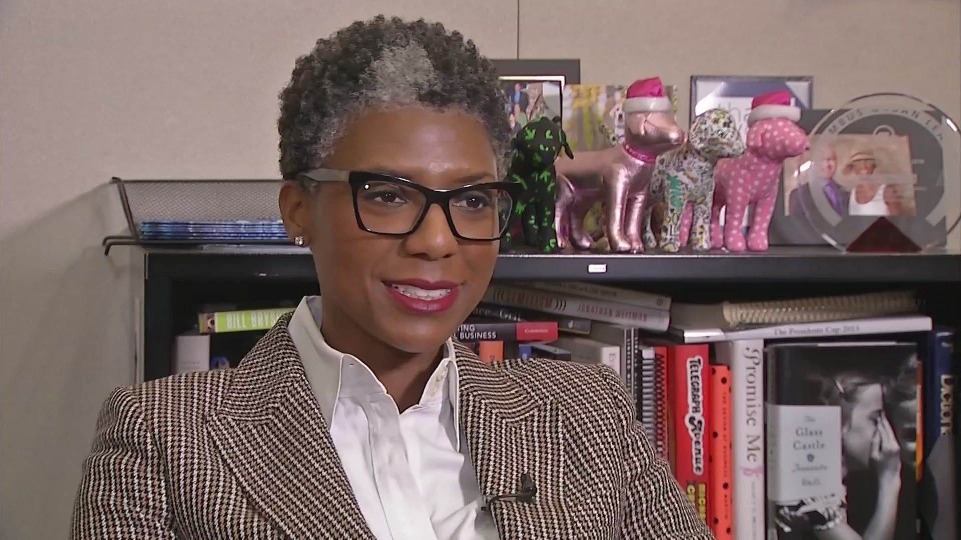 VIDEO: Janelle Coleman: A woman on the move in corporate America