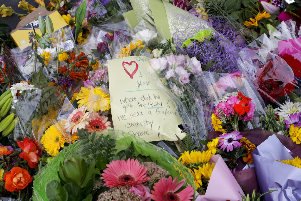 New Zealand Mosque Shooting Photo Gallery_1552720333101