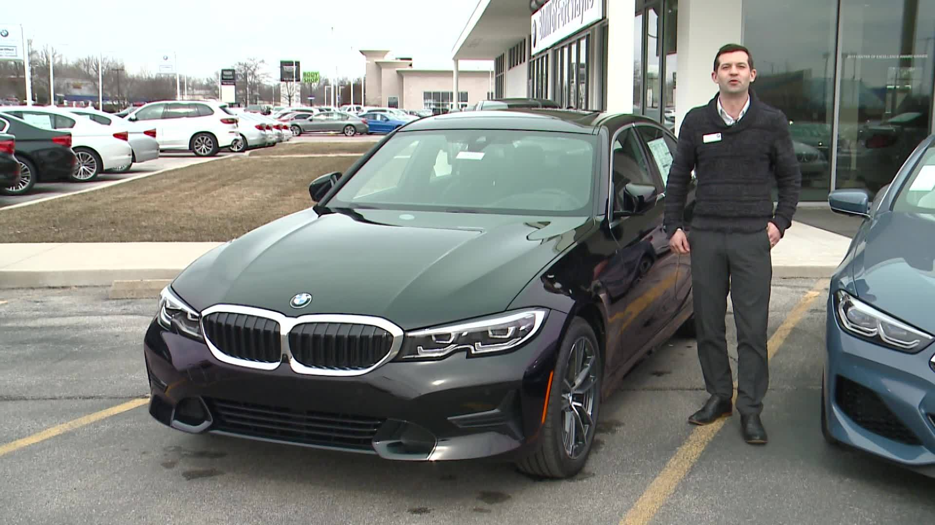 Two-Minute Test Drive - 2019 BMW 3 Series