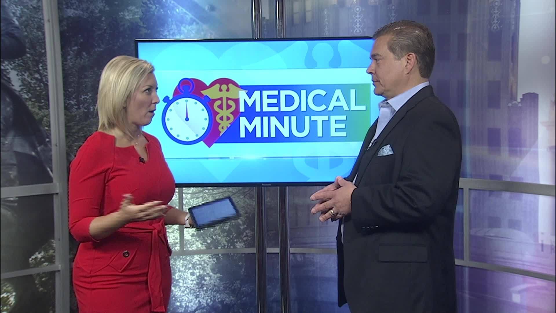 Medical Minute - Preventing back injuries