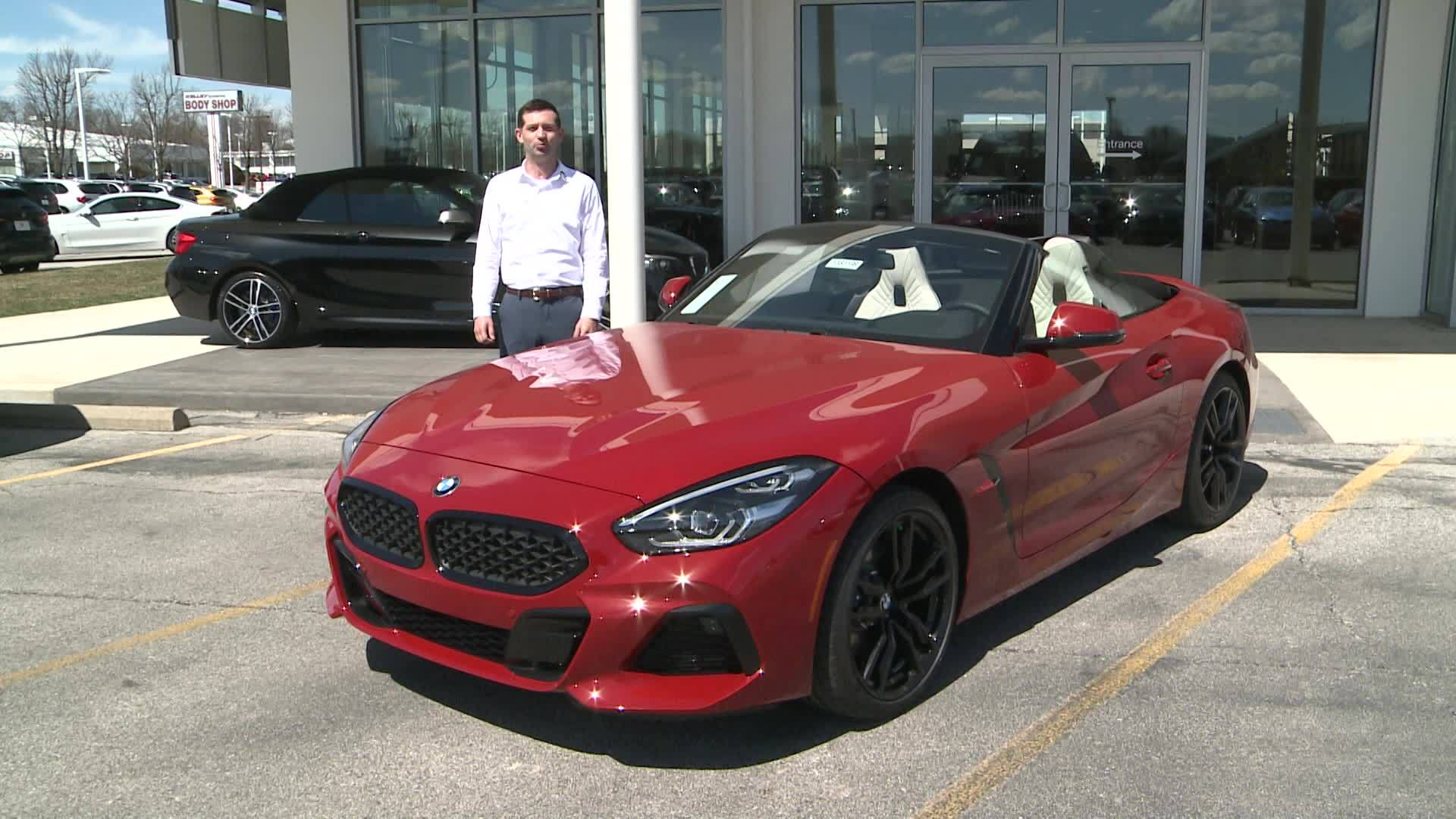 Two-Minute Test Drive - 2019 BMW Z4