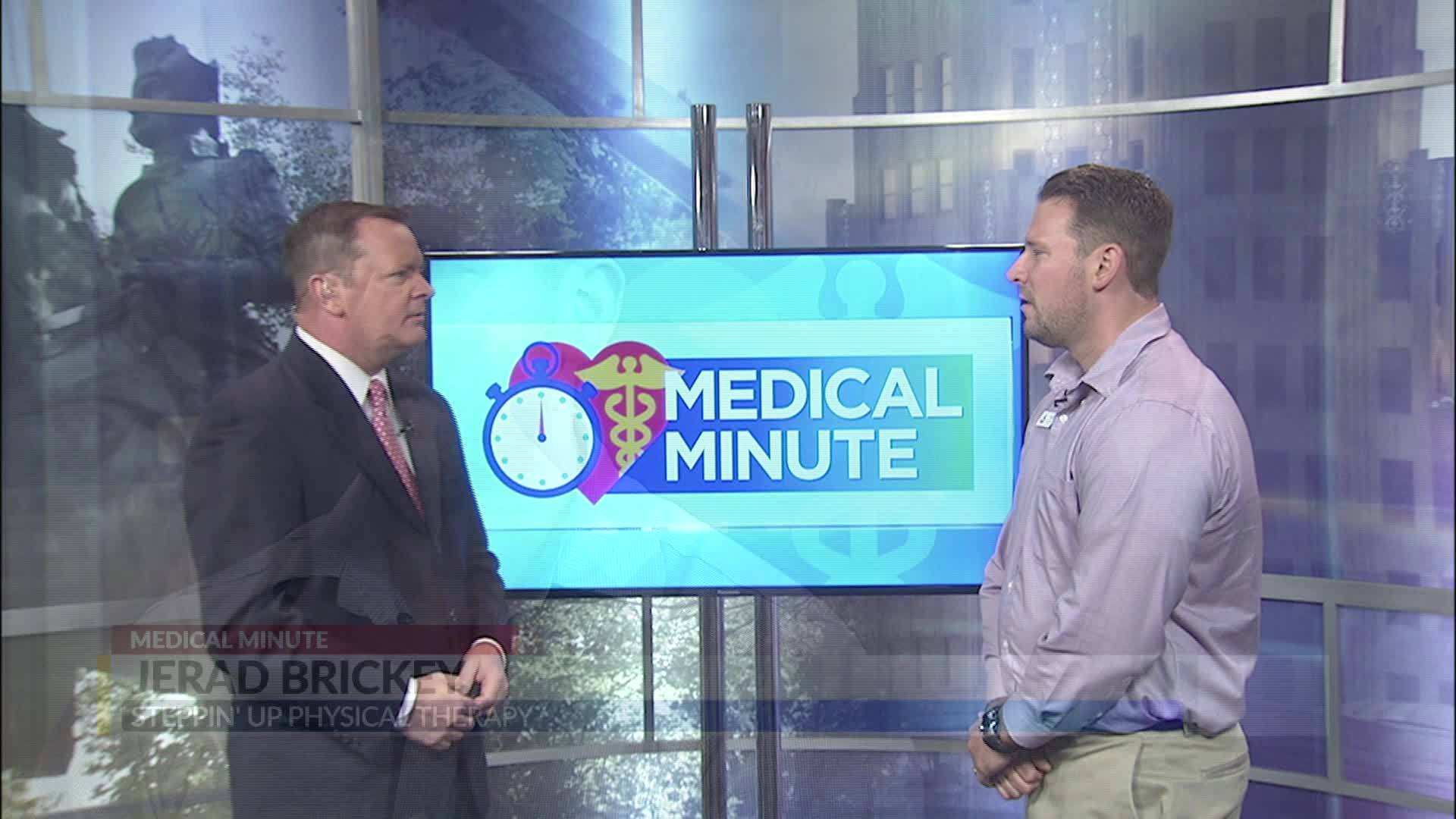 Medical Minute - Dealing with a stroke