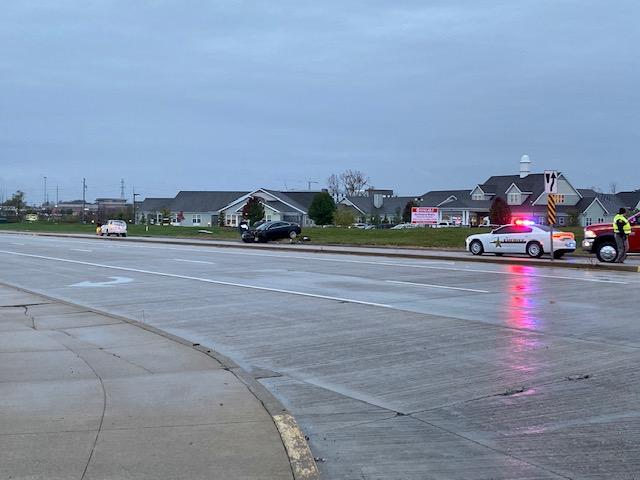 Dupont Road roll-over crash