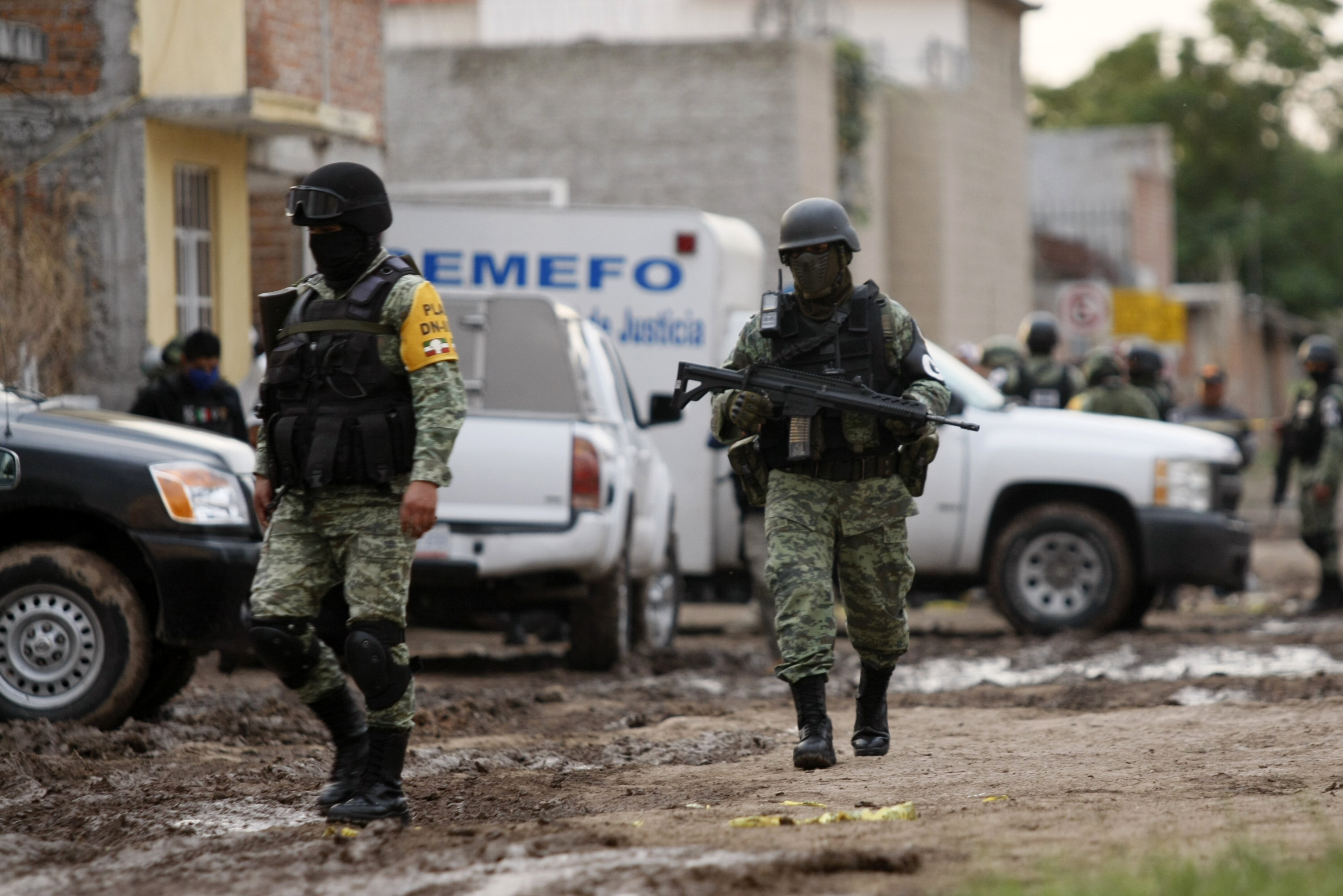 Tijuana Surpasses 1 300 Murders For Mexico On Pace